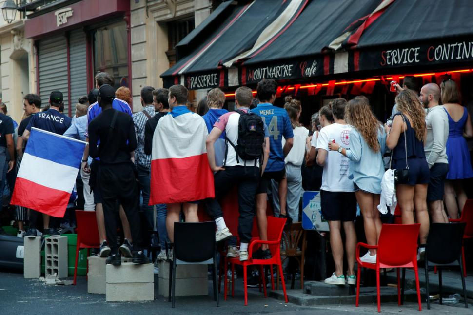 TV y horario de la gran final del Mundial — Francia-Croacia