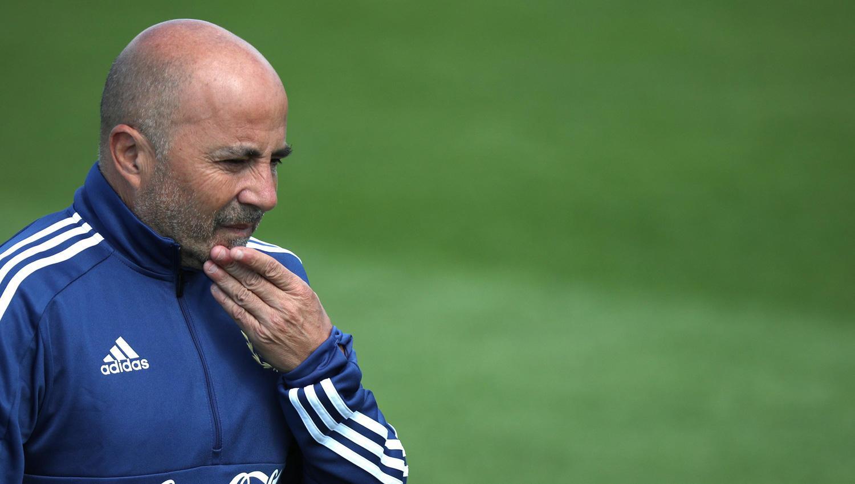 AFA oficializa la salida de Jorge Sampaoli de la selección de Argentina