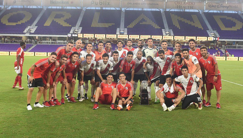 River venció por penales a Independiente Medellín