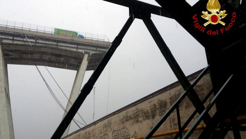 Mundo: La inquietante hipótesis de un experto sobre la tragedia en Génova