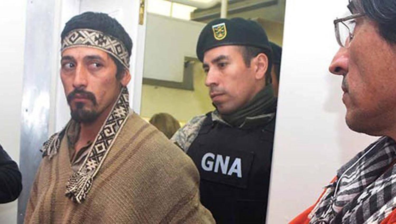Jones Huala sería extraditado a Chile