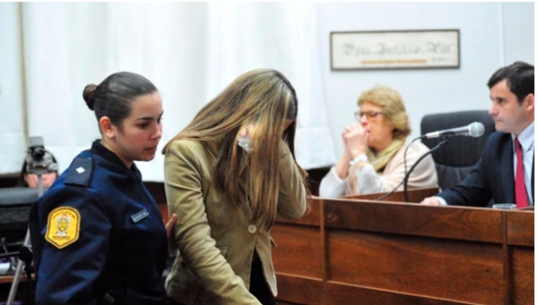 Nahir Galarza será trasladada a un penal común