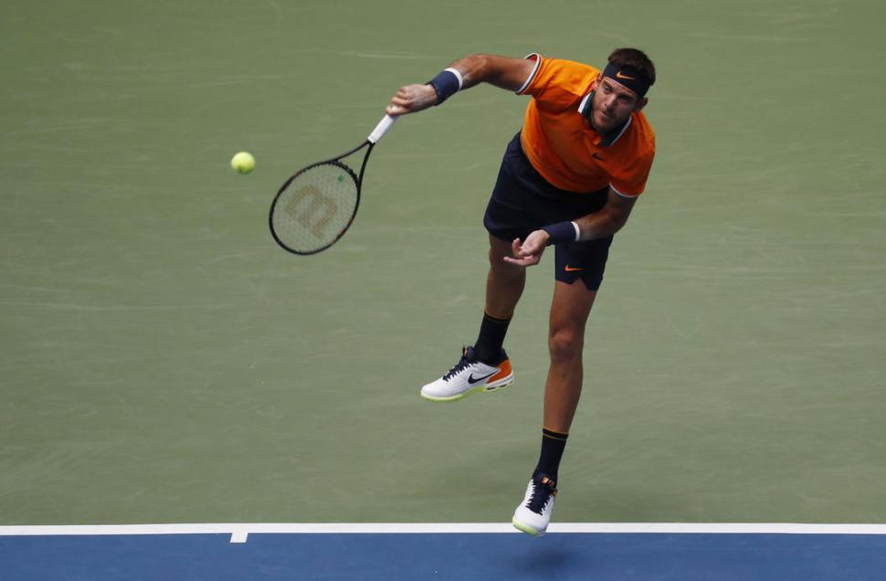 Del Potro y Djokovic juegan la final del US Open