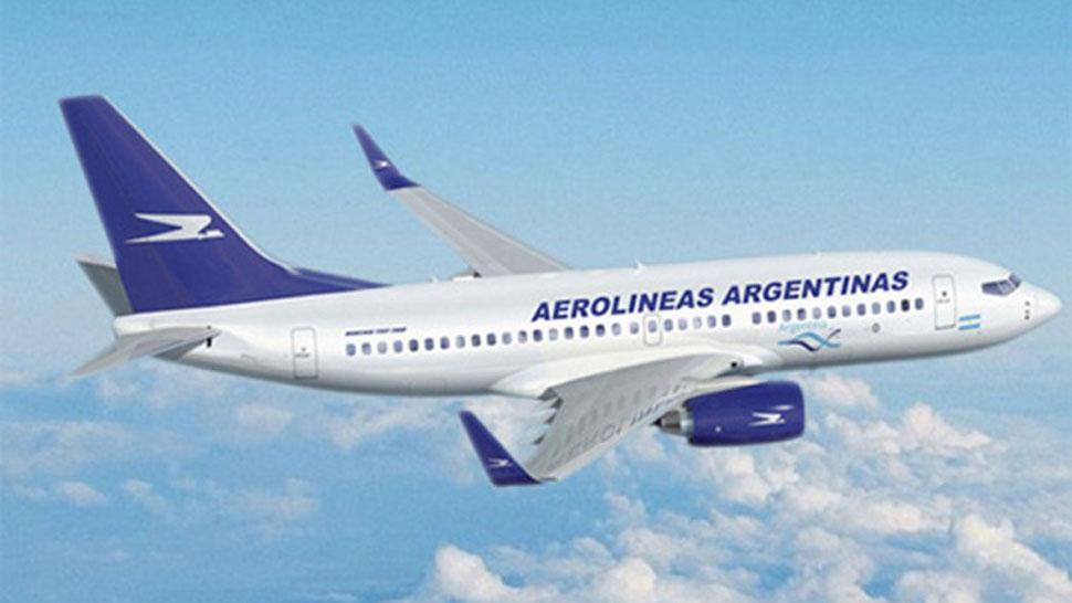 Por el paro, Aerolíneas Argentinas reprograma todos sus vuelos