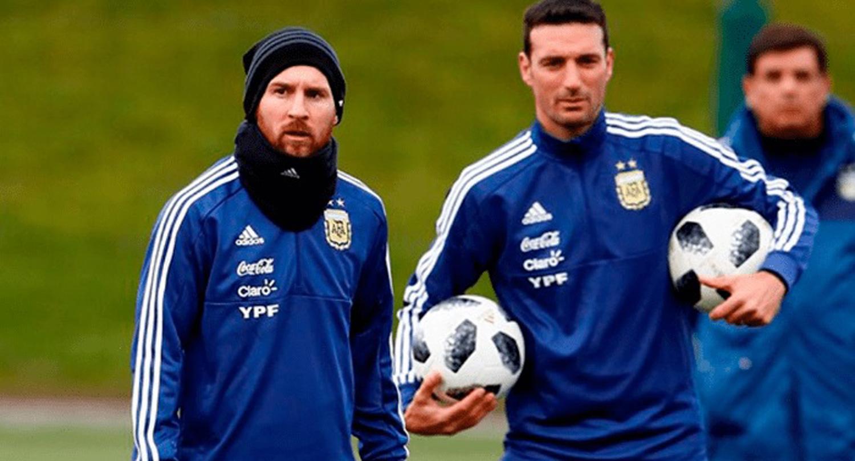A Messi le diría que no vuelva a la Selección