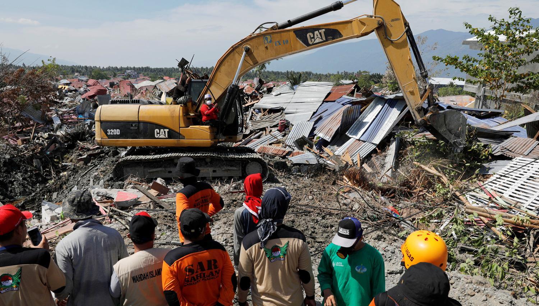 Encuentran vivos a 31 menores en Indonesia