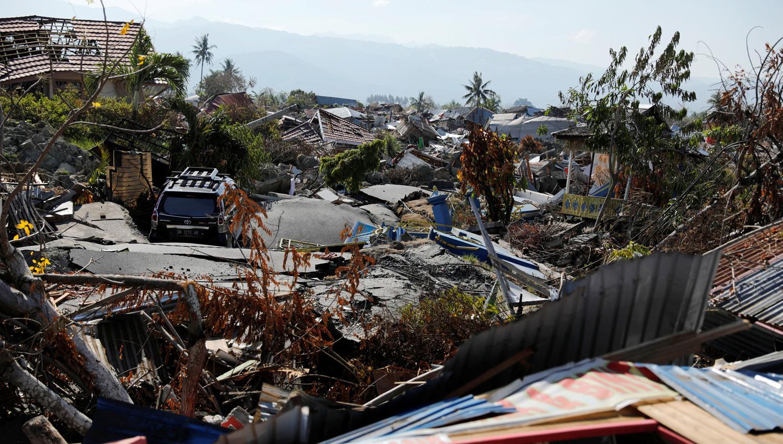 Terremoto en Indonesia deja cinco mil personas desaparecidas