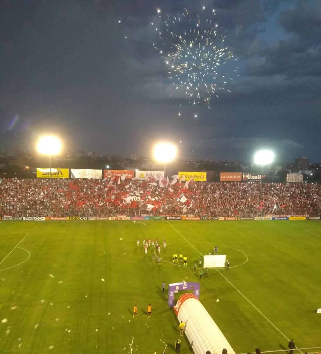 San Martín ganó en la Ciudadela y confirma la remontada