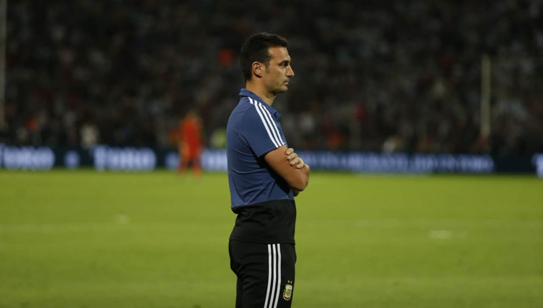 Chiqui confirmó a Scaloni hasta la Copa América