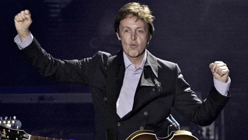 Paul McCartney vuelve a la Argentina en marzo — Confirmado