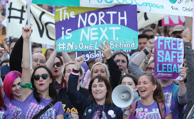 Irlanda legalizó el aborto siete meses después de un referéndum histórico