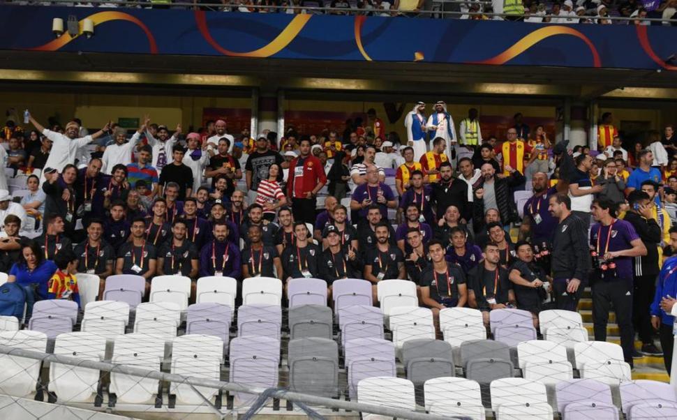 El incondicional apoyo de Ronaldo al Real Madrid en el Mundialito