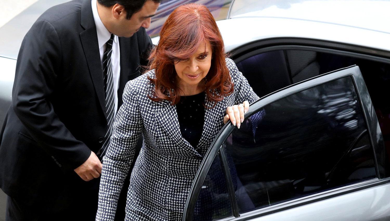 Actualidad: Confirmaron el procesamiento y la prisión preventiva de Cristina Fernández