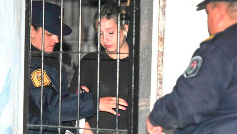 Nahir Galarza tiene novio: piden que la Justicia que facilite los encuentros