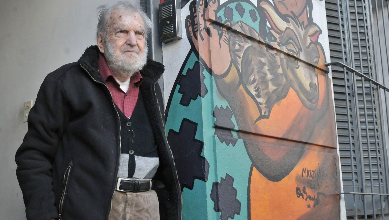 Falleció Osvaldo Bayer, el intelectual que contó La Patagonia Rebelde