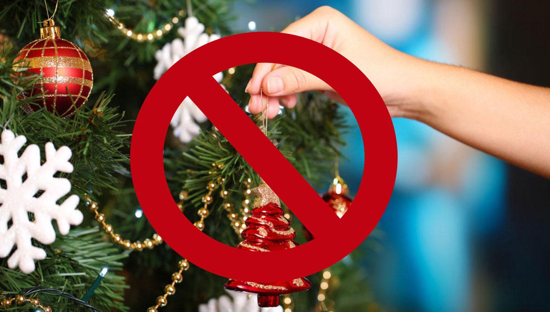 Cu les son los nueve pa ses que no celebran la navidad for Cuales son los adornos navidenos