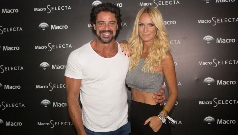 Luciano Castro y Sabrina Rojas están separados desde hace dos meses