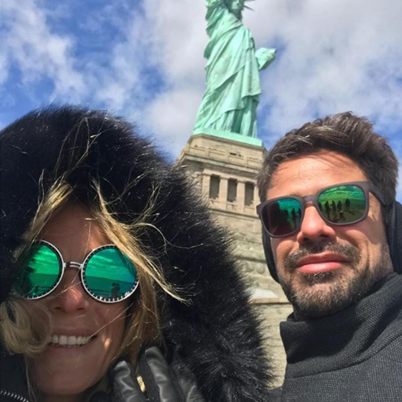 Luciano Castro y Sabrina Rojas, separados