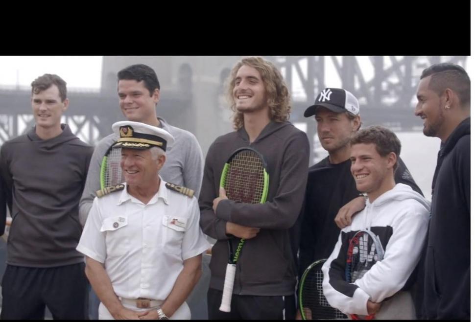 Schwartzman se clasificó a las semifinales del ATP 250 de Sidney
