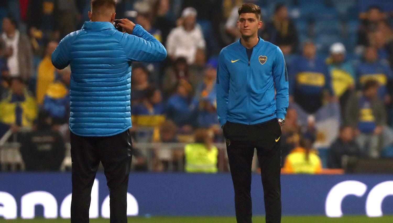 Balerdi, perla de Boca para el Dortmund