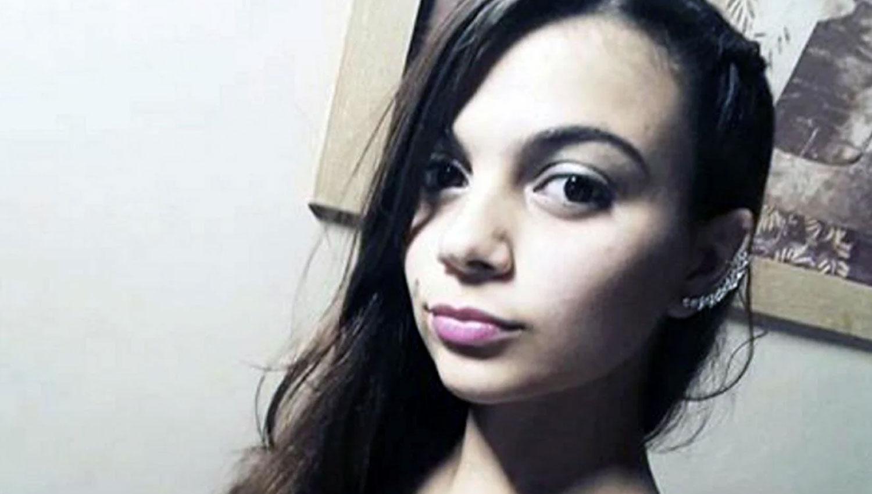 Agustina fue estrangulada y enterrada viva