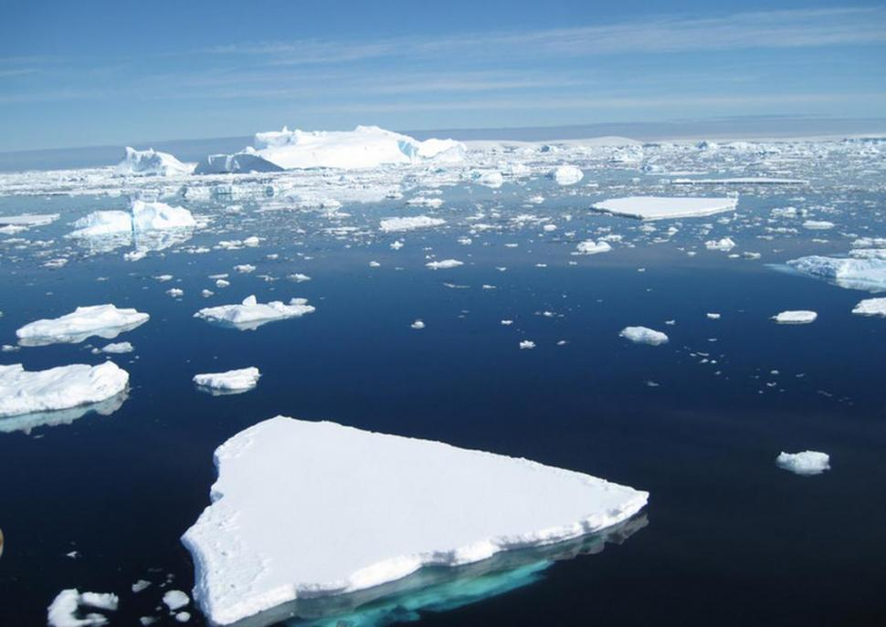 La Antártida se está derritiendo más rápido que nunca