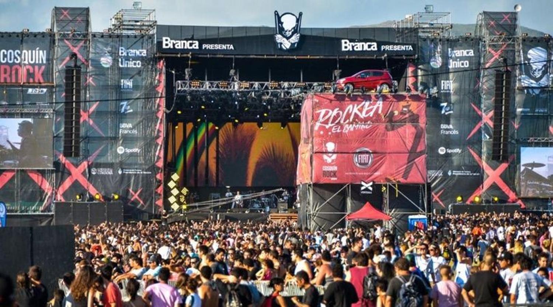 Cosquín Rock: la lucha por el cupo femenino en los eventos musicales