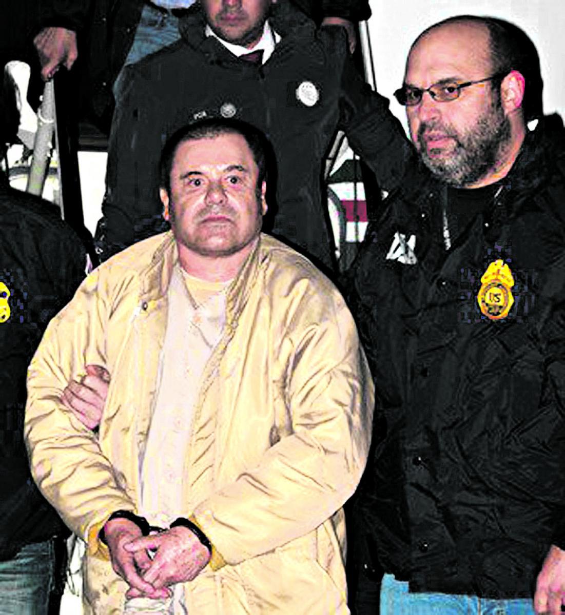 """""""El Chapo"""" Guzmán Iría A Una Prisión De La Que Nadie Logró"""
