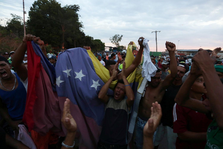 Mauricio Macri volvió a respaldar a Juan Guaidó
