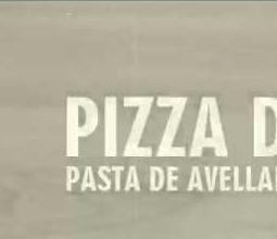 PIZZA DULCE!!! de mi LELA