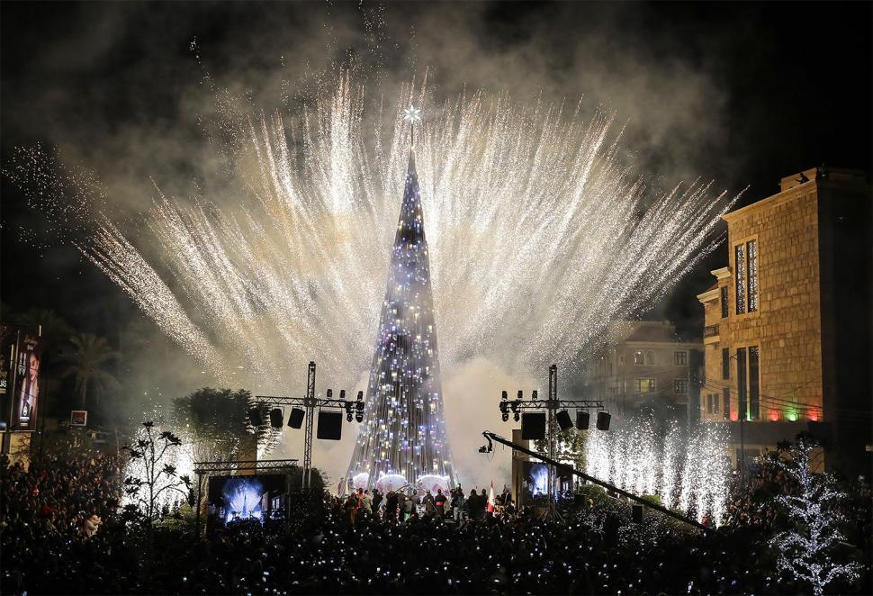 Los mejores rboles de navidad de todo el mundo la gaceta tucum n - Arboles artificiales madrid ...