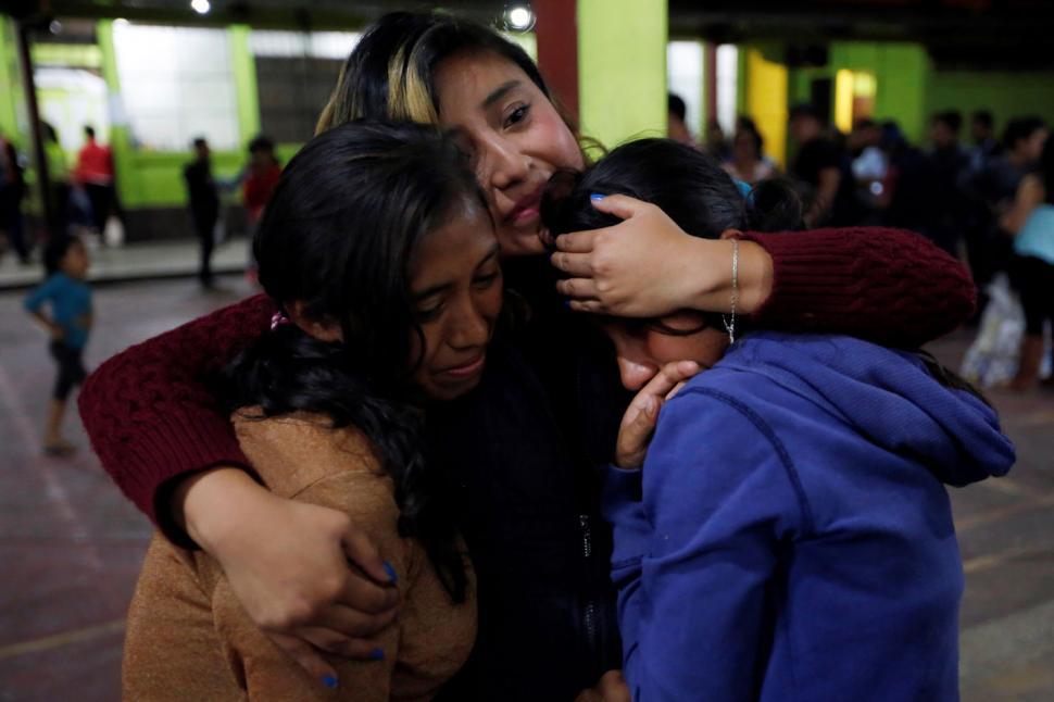 ERUPCIÓN EN GUATEMALA. FOTO DE REUTERS
