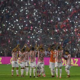 Las mejores postales del último partido de San Martín en la Superliga