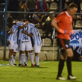 La goleada histórica de Atlético ante River
