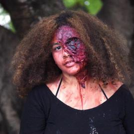 """""""Zombie Walk"""", el paseo de los muertos vivientes"""