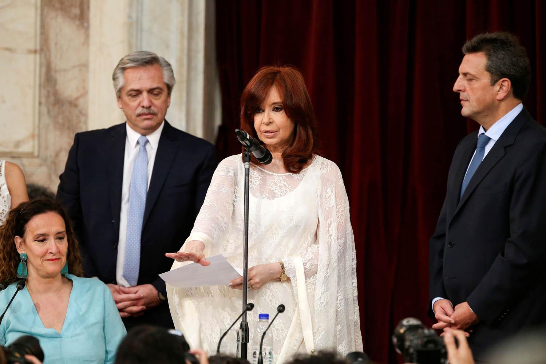 Mundo: Asume Alberto Fernández como presidente de Argentina
