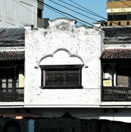 Los balcones que nos miran desde el fondo del tiempo