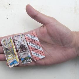 Croquiceros tucumanos