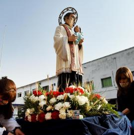 San Cayetano, en tiempo de  pandemia