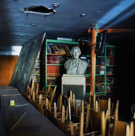 """Biblioteca Alberdi: """"Podríamos perder el último bastión de literatura"""""""