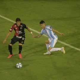 Mirá las mejores fotos del partido entre Atlético y Colón
