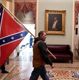 Así fue la toma del Capitolio, en Estados Unidos