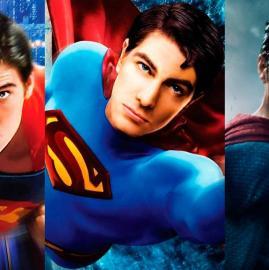 Galería de fotos: la historia de Superman el héroe de acero
