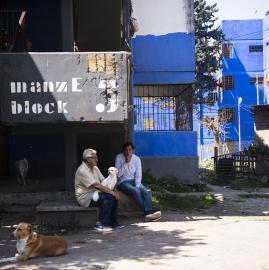 Las imágenes de Barrio oeste II