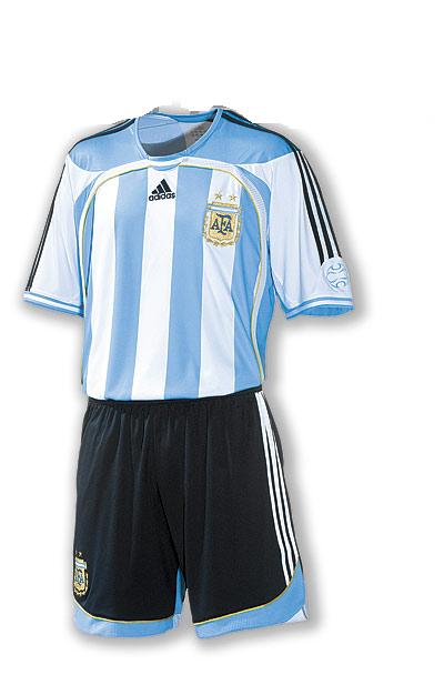 La camiseta de las selección argentina según pasan los años - LA GACETA Tucumán