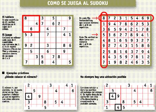 El sudoku ayuda a mantener la mente joven la gaceta tucum n for Espectaculo que resulta muy aburrido crucigrama