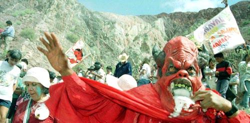 Resultado de imagen para carnaval en la puna