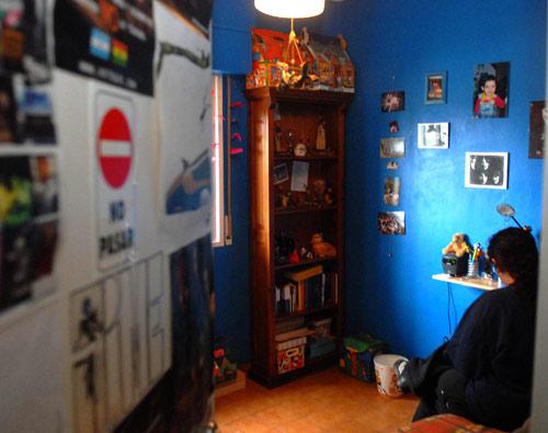 Adolescentes mi cuarto la gaceta for Deco de la habitacion de un chico adolescente