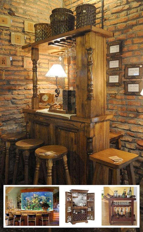 Tendencia el sue o de la barra propia se ha vuelto f cil for Barras de bar para casa rusticas