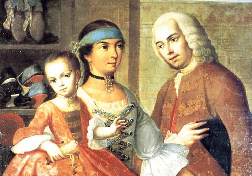El Español Nativo Estaba En La Cúspide Social